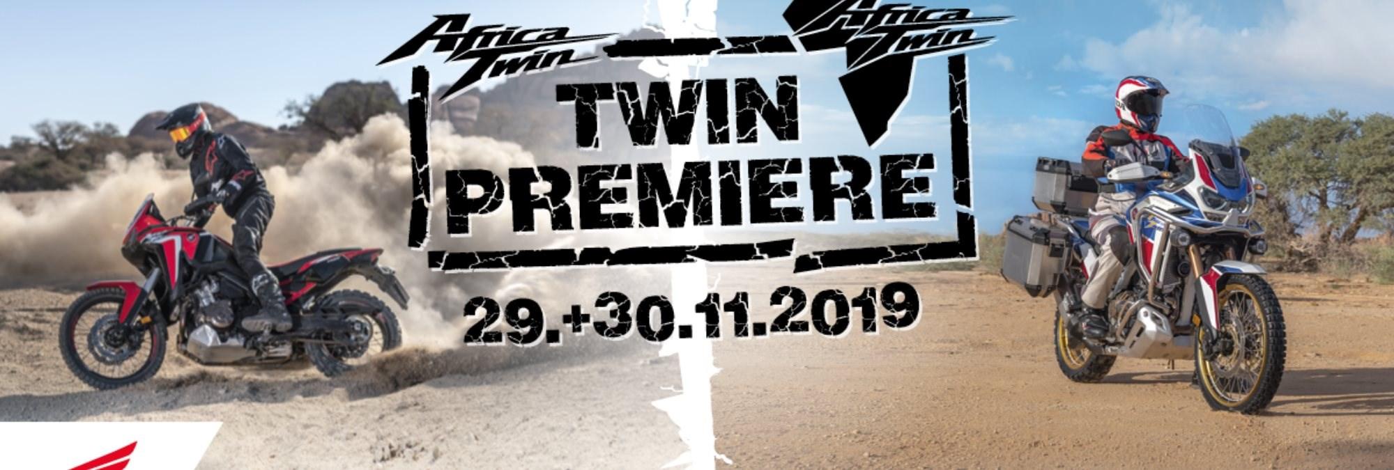 TWINPREMIERE 29. und 30.11.2019