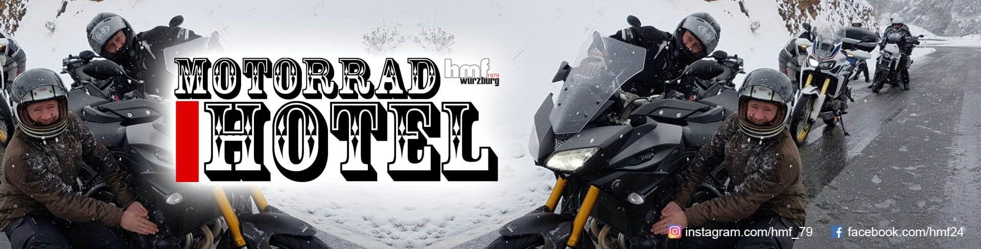 hmf Motorradhotel