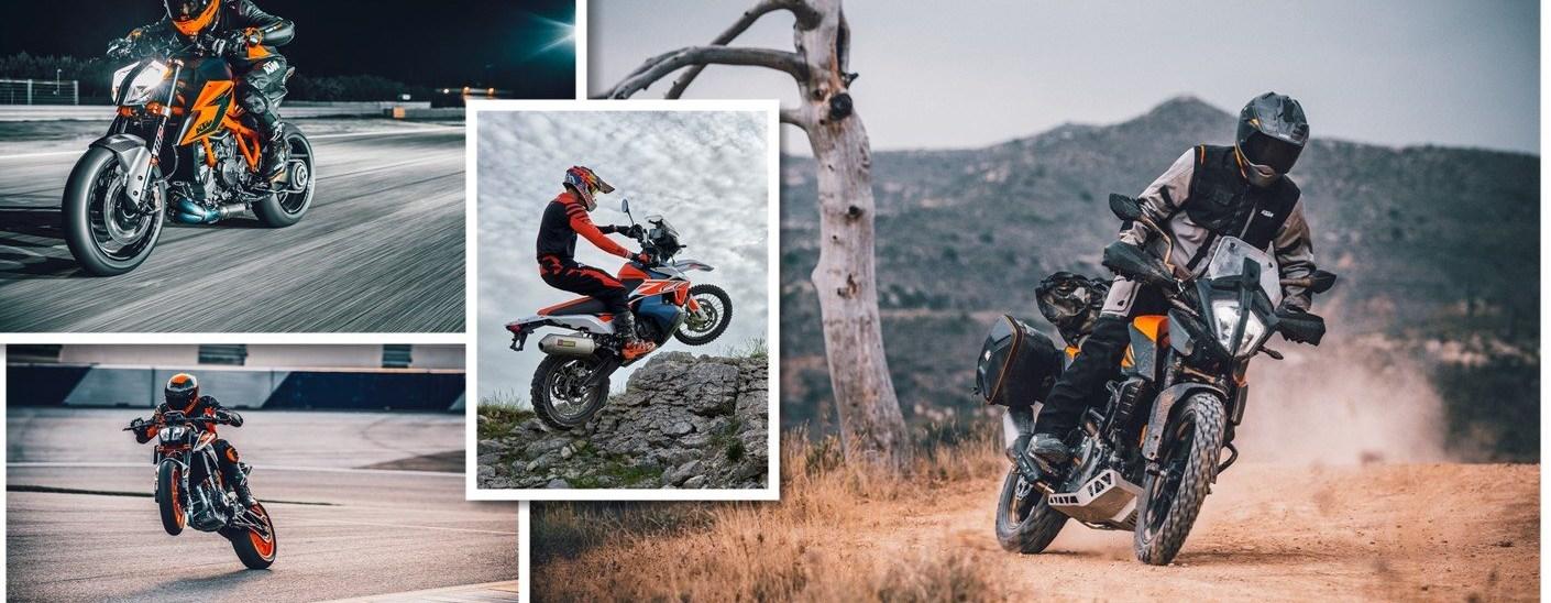 KTM Modelle 2020 - bereits vorbestellbar !!