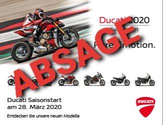 Saisonstart Ducati Bochum