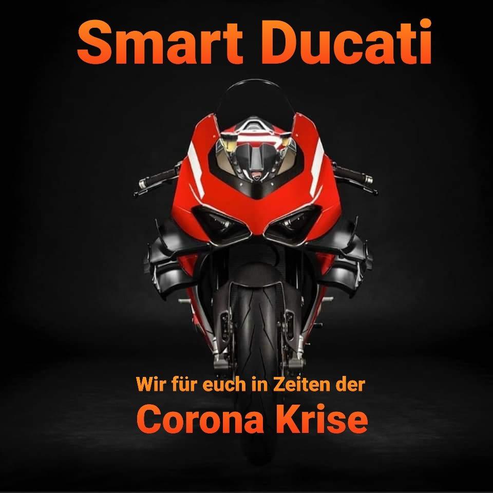 Smart Ducati in Zeiten von Corona