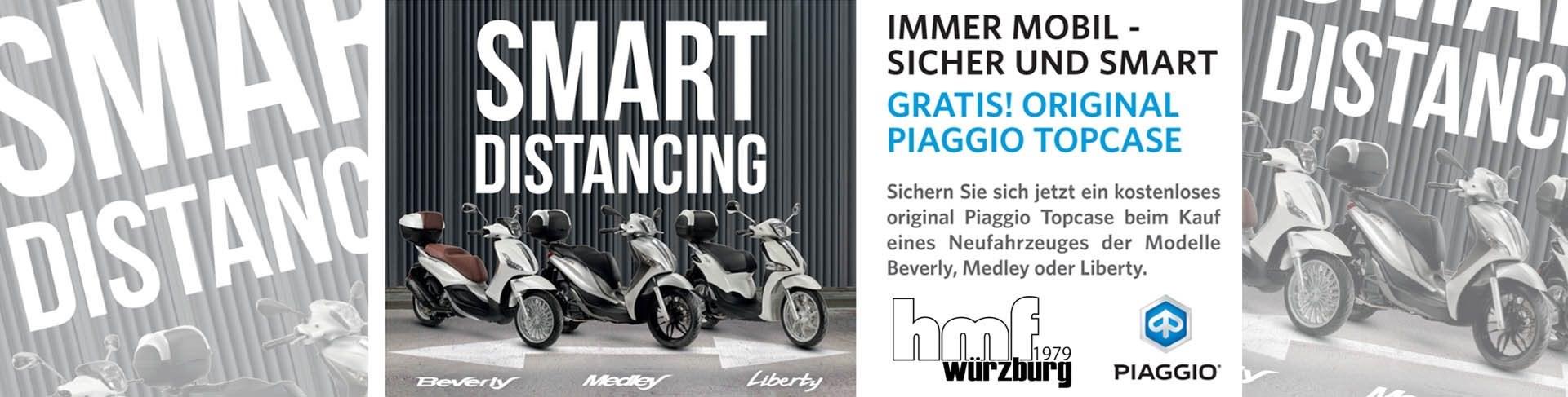 Piaggio High Wheel Promotion 2020