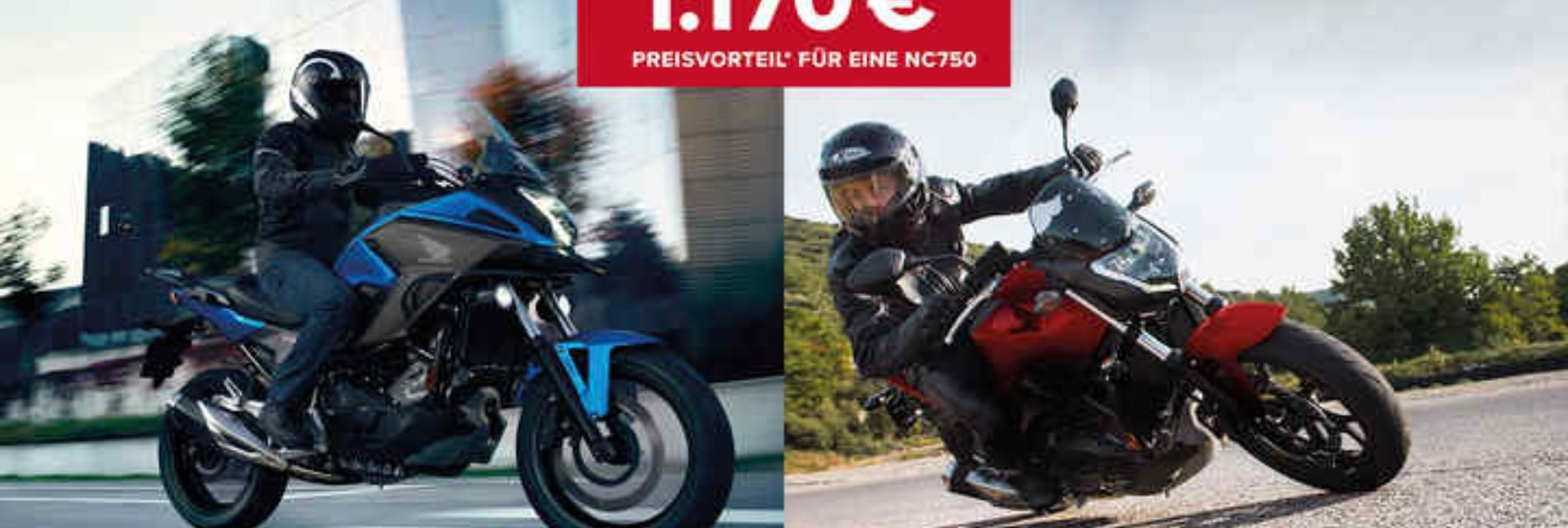 YOUR WAY TO RIDE: Hallo flexibles, spielend leichtes Fahrerlebnis! Sichere Dir bis zu 1.170 € Preisnachlass.*