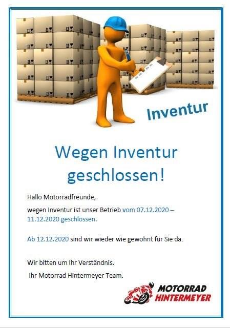 Wegen Inventur geschlossen! Mobile Version