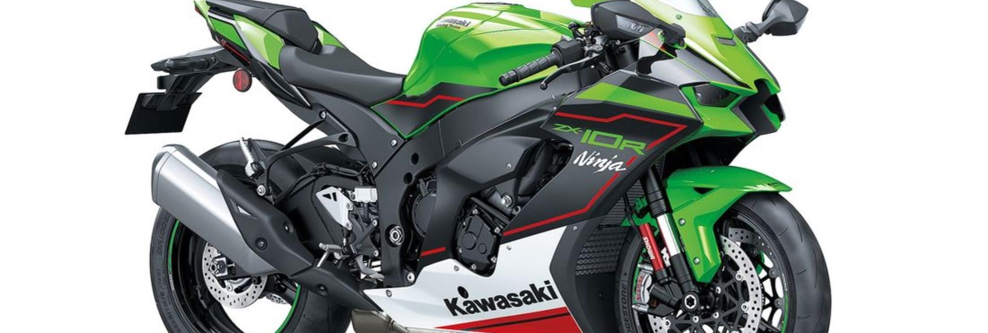 Die neue Kawasaki ZX-10 R
