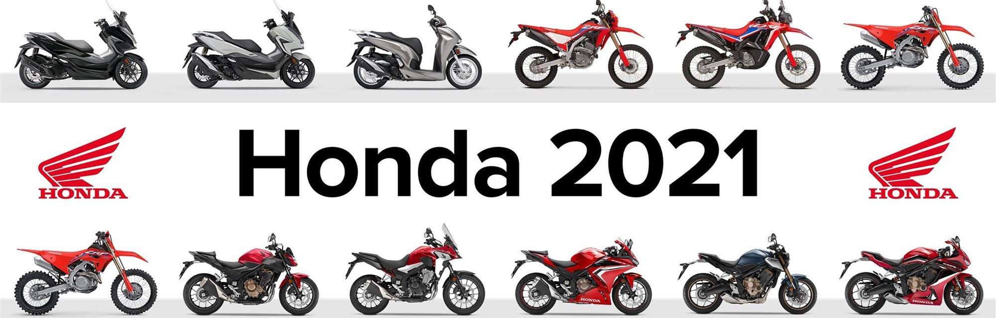 Honda Preisliste 2021