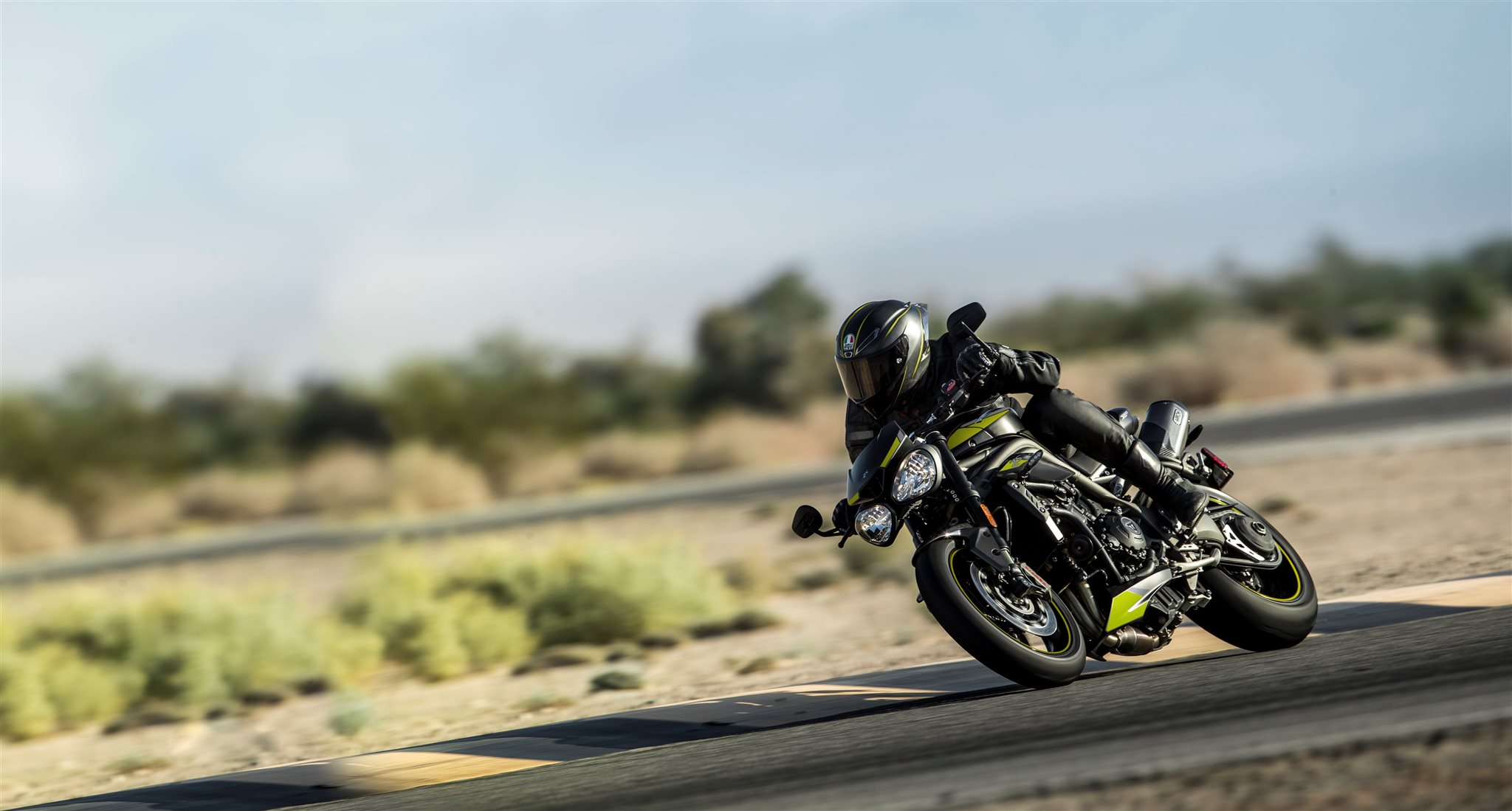 Speed Triple S/RS zum attraktiven Aktionspreis ab 14.290€ sichern*