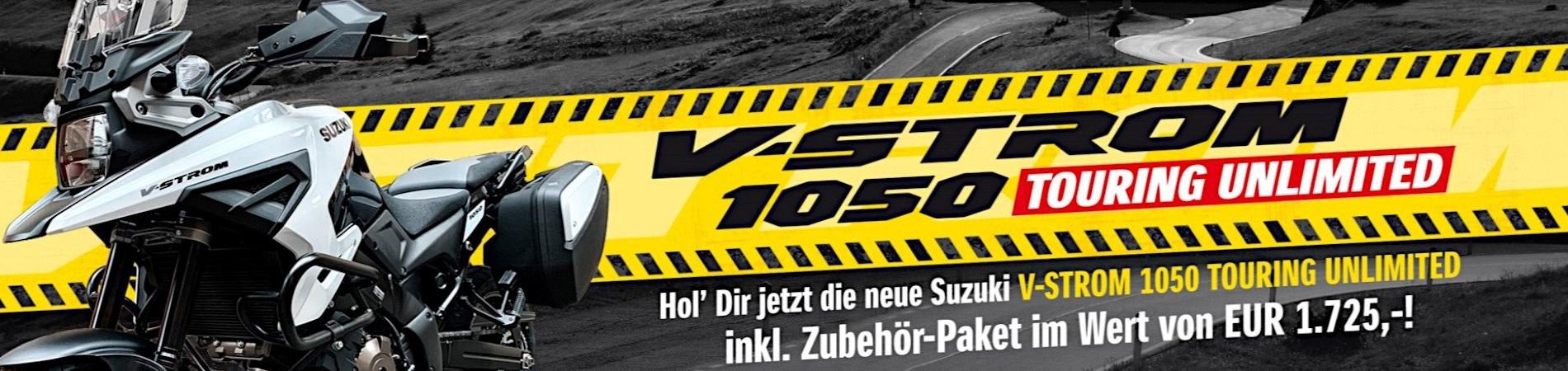 Jetzt inklusive Zubehör-Paket im Wert von EUR 1.725,-!