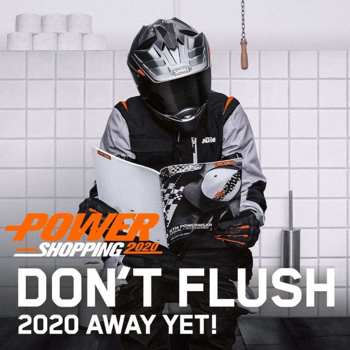 POWERSHOPPING 2020