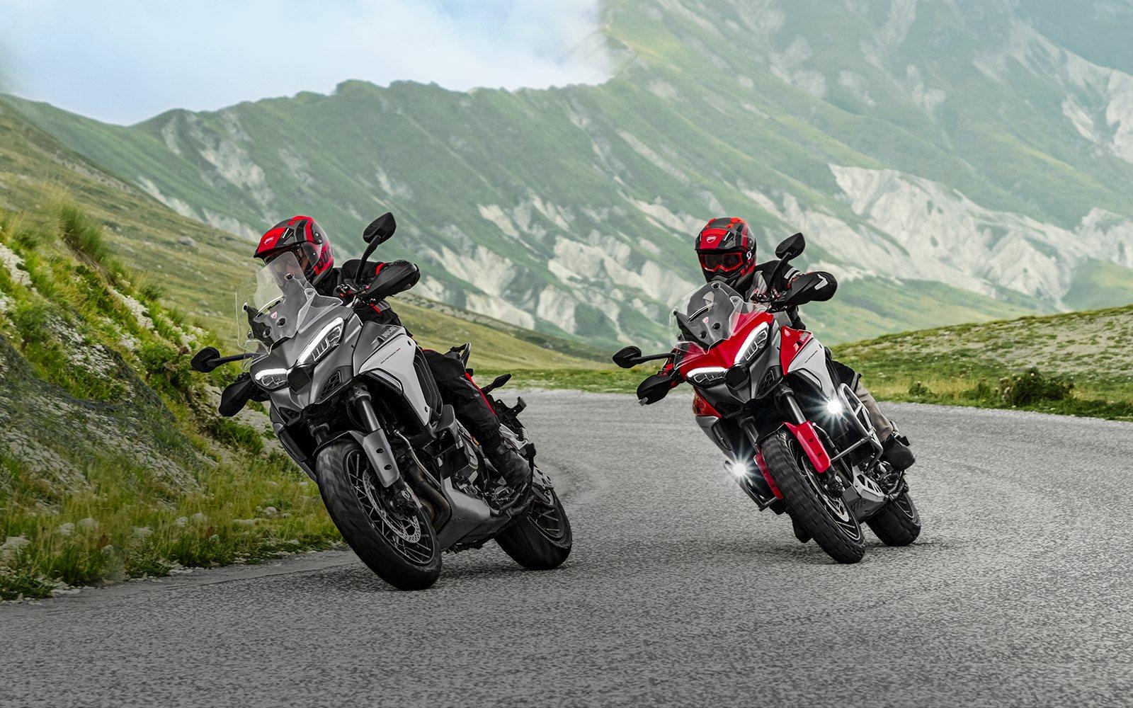 Entdecken Sie die erste Episode der Ducati Weltpremiere mit der neuen Multistrada V4