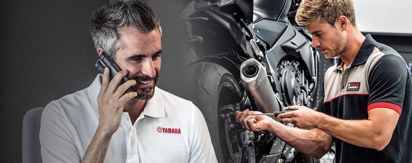 Die Werkstätten deiner Yamaha Partner haben geöffnet!