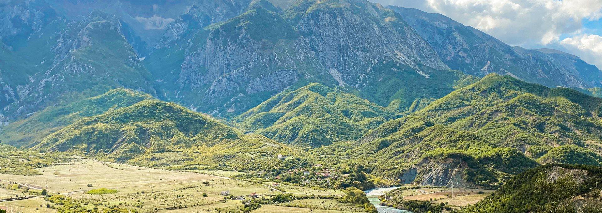 Die unbekannte Schönheit Albaniens