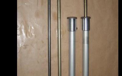 Anderung Kolbenstanghen auf 12mm