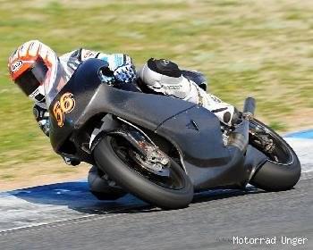 2009 GP 250 Vladimir Leonov #56