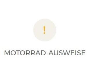 Service MOTORRAD-AUSWEISE