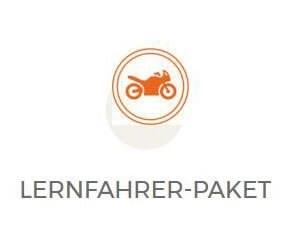 LERNFAHRER-PAKET Du willst zuerst den Führerausweis machen, bevor du dir ein eigenes Motorrad kaufst. In diesem Fall empfehlen wir dir unser beliebtes Lernfahrerpaket für nur CHF 450.-.Bedingungen:-Gültiger Führerausweis, bzw. Lernfahrausw...