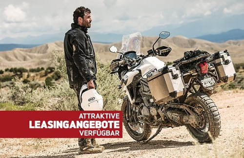 TIGER 1200 TRAVEL EDITION – BIS ZU 2.500€ KUNDENVORTEIL*