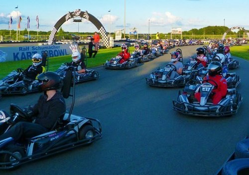 Go-Kart Wars Germany