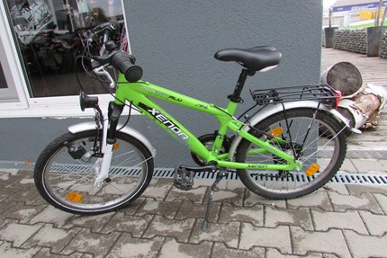 Kinderfahrrad Xenon 2014 City Alu, New Generation20 ZollTop Zustand!€ 130,--