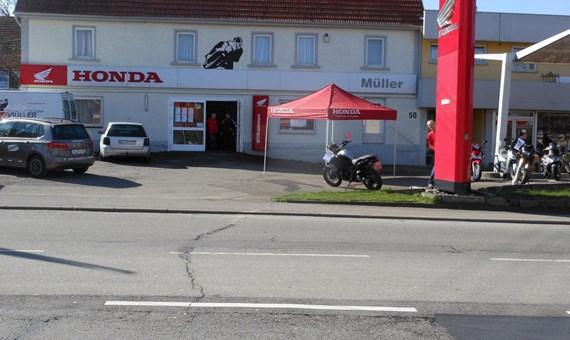 Unternehmensbilder Honda - Helmut Müller 3