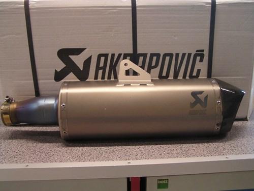 Akrapovic Enddämpfer 701 Supermoto