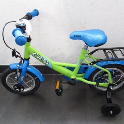 FIPS Kinderfahrrad  Cooles Kinderfahrrad inklusive Stützräder