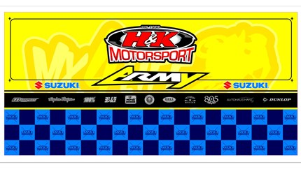 MX- Racing Team Suzuki MOTO - CREW
