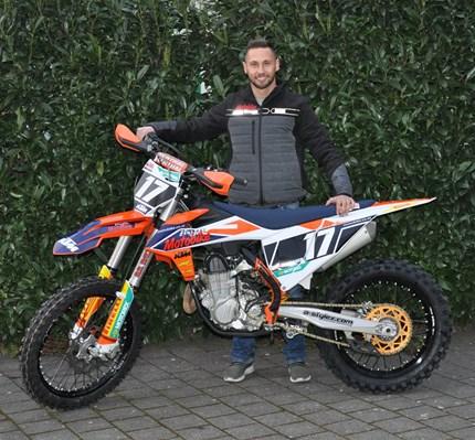Christian Neubauer auf eine KTM 450 SX-F 2019 :)Rennbericht Wohlen 13.04.2019 von unserem Teamfahrer Christian Neubauer !!!Am 13.04.2019 startete offiziell die SAM Rennsaison 2019 in Wohlen.Mit seinem neuen Team, Motobike KTM Racing, ging Ch...