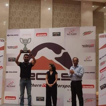 Jay Shridhar - Erfolg bei Desert Storm Rally in Indien Jay Shridhar - Erfolg bei Desert Storm Rally in IndienAuch heuer konnte unser Freund Jay bei der international stark besetzten Desert Storm Rally erfolgreich ins Ziel fahren. Zu seinen Rallykollegen zählen zB der Dakar-Fin...