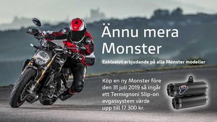 Ännu mera Monster!