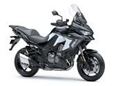Kawasaki Versys 1000 SE (schwarz/weiß)