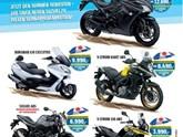 Suzuki Sommerschluss Verkauf!