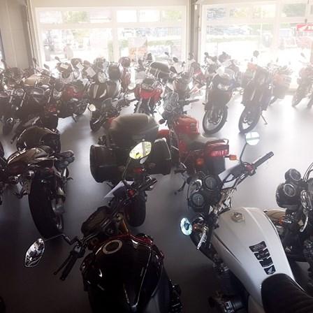 Ankauf von Motorrädern aller Marken