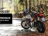 Moto Guzzi V85 TT Herbstbonus