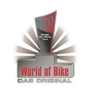 Händler des Jahres 2010 Stöbe Motorräder wurde beim Händlerkontest, Motorradhändler des Jahres 2010, von World of Bike, NGK, Castrol und der Creditplus Bank ausgezeichnet.Wir konnten uns den dritten Platz sichern.