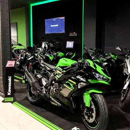 Nuestra Empresa - Kawasaki SOBRE GRUPO MÁQUINA MOTORS:Las actividades de Grupo Maquina Motorscomprenden la comercialización de motocicletas nuevas y de ocasión, además contamos con un importante servicio técnico de reparación, venta de accesorios, e...