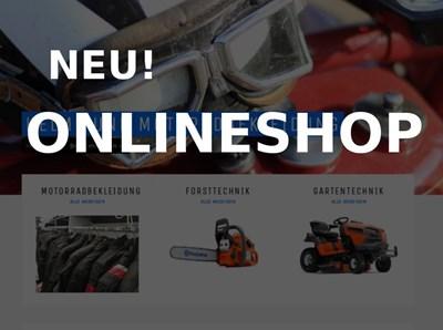 NEU! Onlineshop
