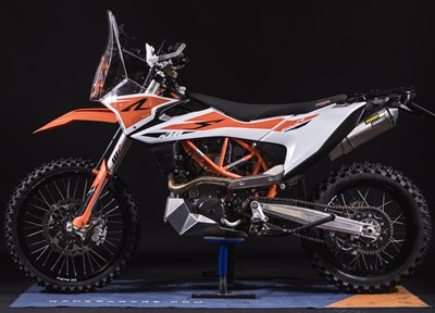 Adventure Parts R/G Rally Kit für KTM 690 Enduro ab 2019