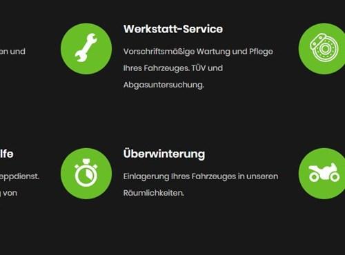 Unser Service Fahrzeuge Haupt GmbH