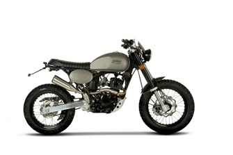 Tracker 125cc