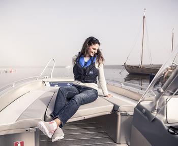 Weitere Informationen zu Ihrem Aluminiumboot von Linder finen Sie hier oder sprechen Sie uns auch gern an.Auf Wunsch errechnen wir eine auf Sie zurechtgeschnittene Finanzierung.Linder 355 SportsmanLänge gesamt355 cmBreite ...