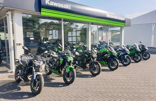 Unser Unternehmen - Kawasaki Niederrhein