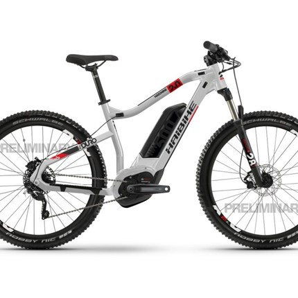 "Haibike HardNine 2.0, Gr.S, 40cm SDURO HardNine 2.0400Wh, 9-G Altus Rahmen:  Aluminium 6061, Scheibenbremse Post Mount Motor: Yamaha Side Switch, 250W, 70Nm, 25km/h Display: Yamaha Side Switch 1.7""; 7 Funktionen Batterie: Yamah Lithium Ionen, 400Wh Ladege..."