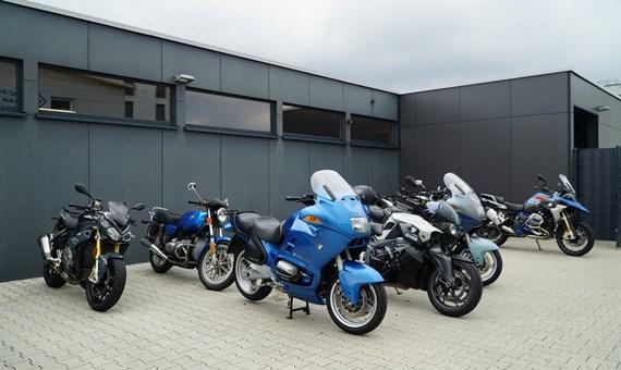 Unternehmensbilder Auto + Motorrad Müller 7