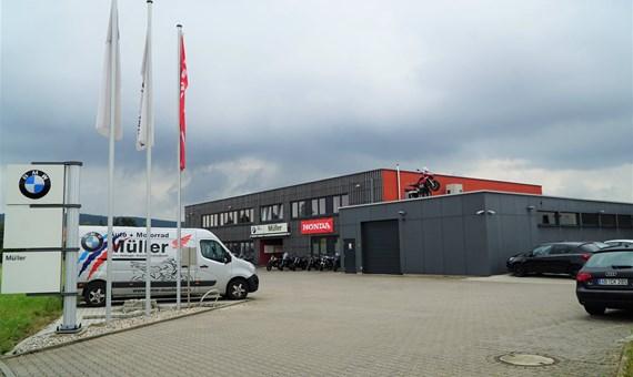 Unternehmensbilder Auto + Motorrad Müller 1