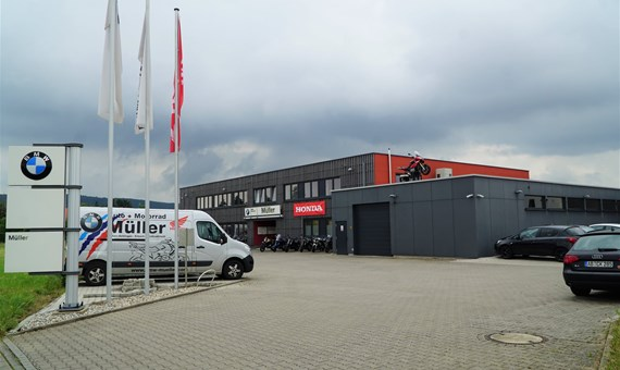 Unternehmensbilder Auto + Motorrad Müller 5
