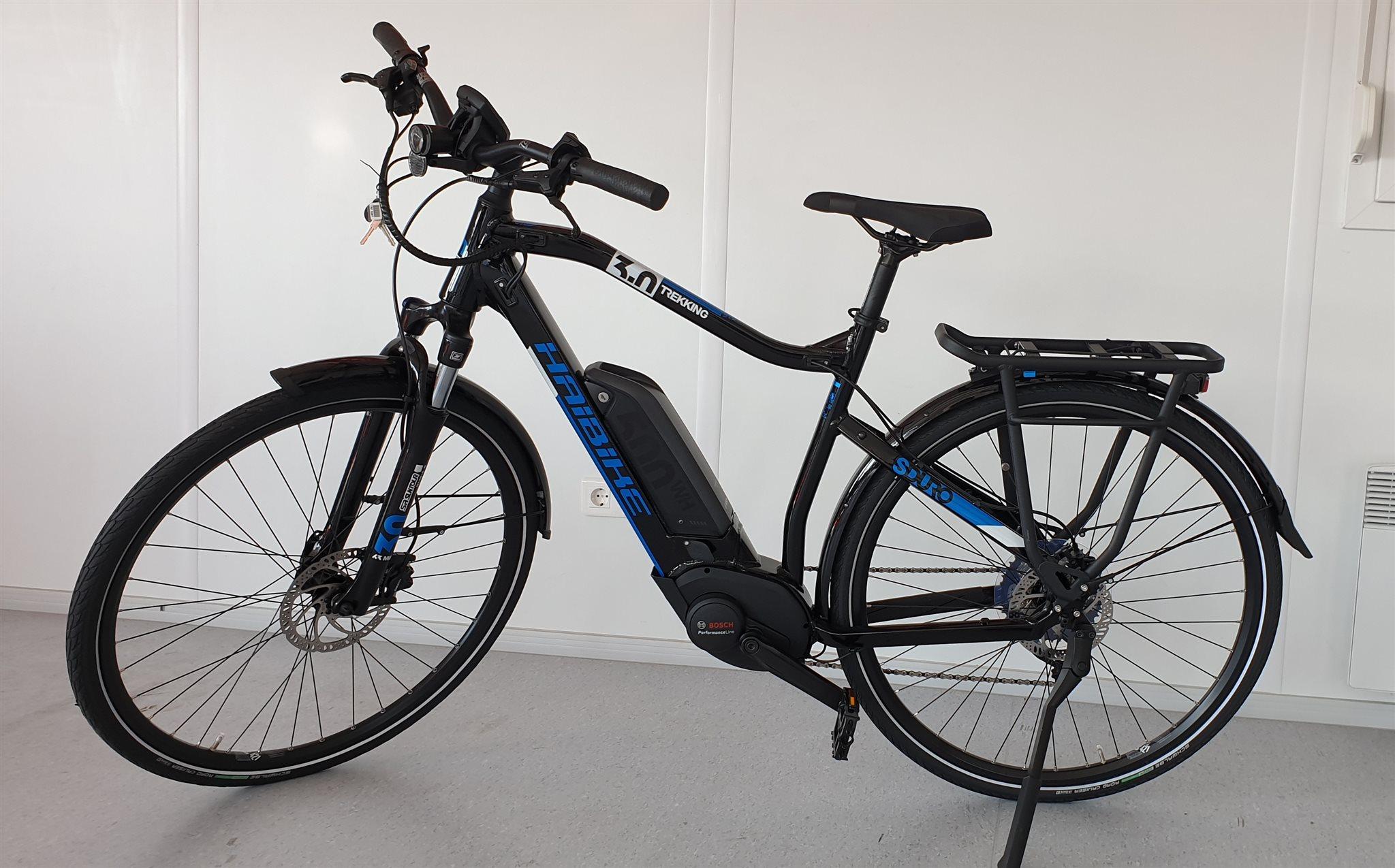 Lagernde Fahrräder