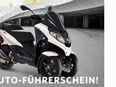 PIAGGIO MP3 Komfort-Aktion!