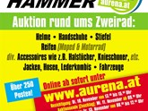Hütter's Online Auktion rund ums Zweirad
