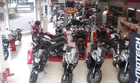 Unternehmensbilder Motorradhaus Granke GmbH 1